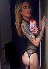 SoyAmbar Trans una diosa sexual me encanta pasarla bien y disfrutar al maximo todo tipo de fantasias, te espero en mi depto comodidad y privacidad....